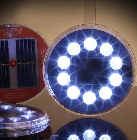 RAMI 슬림 솔라 LED 랜턴 (RM-SLL10)