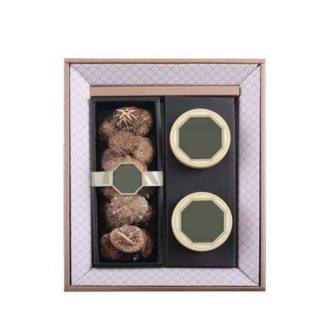 청도 표고선물세트4호 (동고 80g+ 표고버섯가루 70g*2)