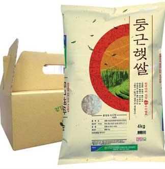[보성농협] 녹향미 햅쌀 4kg 세트