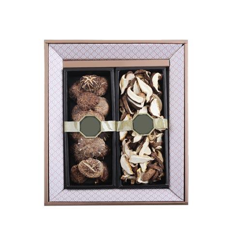 표고선물세트5호 (표고버섯가루 70g*2+슬라이스표고100g)