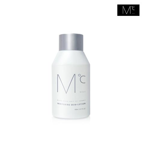 [엠도씨]맨즈 화이트닝 스킨+로션 150ml