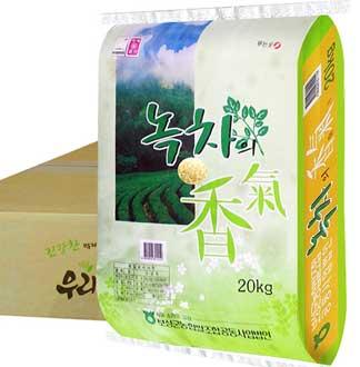 [보성농협] 녹향미 햅쌀 20kg 세트