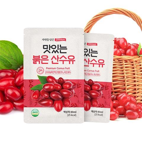 [황토농원] 맛있는 붉은 산수유