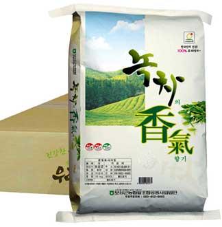 [보성농협] 녹향미 햅쌀 10kg 세트